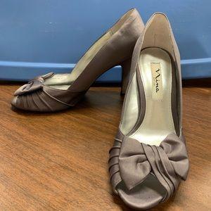 {NINA} Grey Shoes